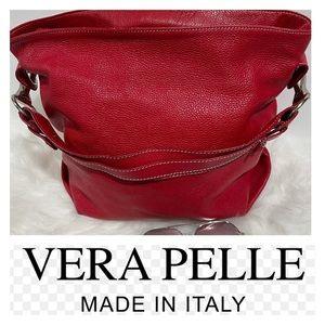 Vera Pelle Genuine Leather Bag